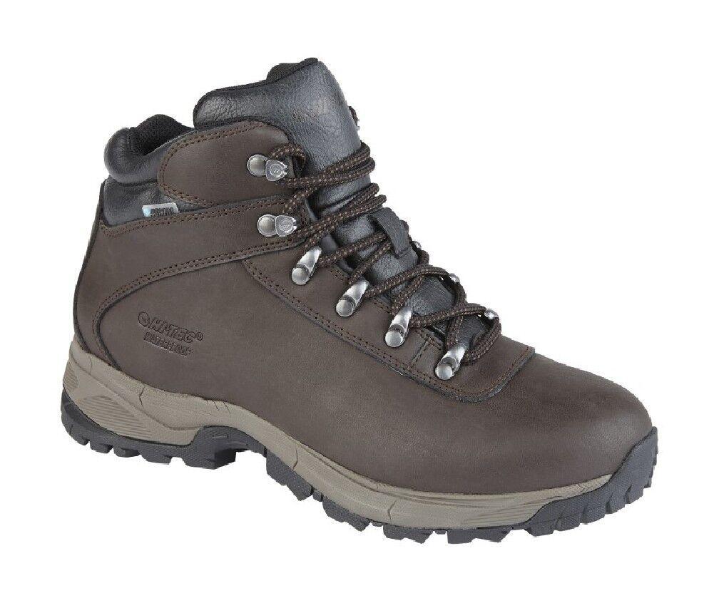 Ladies Euredrek L699 Lite Coated Leather Waterproof Hiking Boots