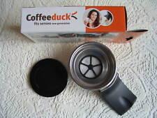 Coffeeduck  für Philips Senseo   Latte-Serie ,Dauercoffeepad, neu!*