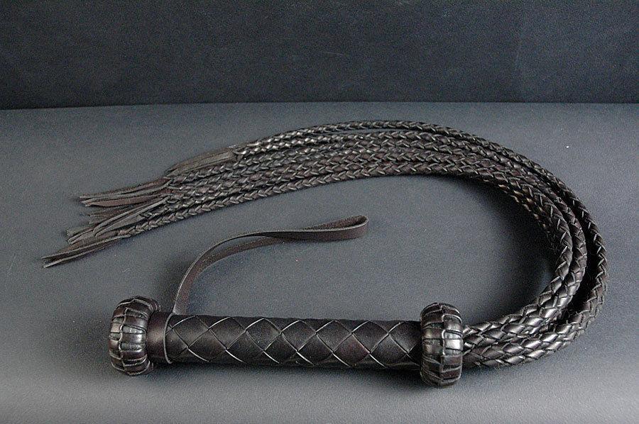Genuine Leder Bull whip flogger crop crop flogger 1cff6b