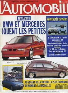 L-AUTOMOBILE-MAGAZINE-n-539-05-1991
