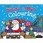 Santa is Coming to Hull Colouring by Hometown World (Paperback, 2013)