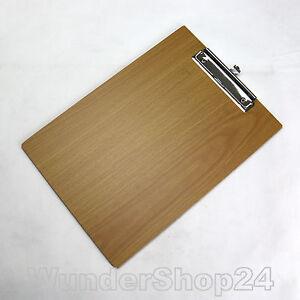 Image Is Loading Clip Board Clipboard Blank Bescren Slim Din A4