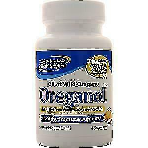 North American Herb And Spice Oreganol P73 Softgels Pack Of 120 For Sale Online Ebay