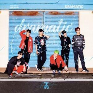 NTB-[Dramatic] 1st Debut Mini Album CD+Booklet+PhotoCard+Pre-Order Item K-POP