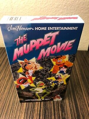 The Muppet Movie (VHS, 1999, Closed Captioned) | eBay The Muppet Movie Vhs 1999