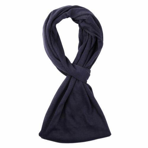 Convertible Infinity Scarf With Pocket Loop Scarf Women Winter Zipper Pocket ne