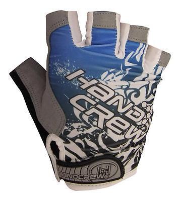 Sports Glove Half Finger Lycra Microfibre Men  Women Exercise Safety Handcrew