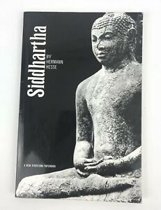 Siddhartha-by-Hermann-Hesse-Paperback-Fiction-Fifty-First-Printing
