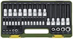PROXXON-Set-di-chiavi-a-bussola-Torx-e-a-brugola-da-42-pz-23290
