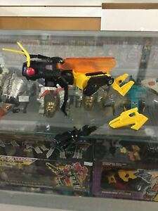 Wheelie 100/% Complete 1985 Vintage Hasbro G1 Transformers Action Figure LQQK!!