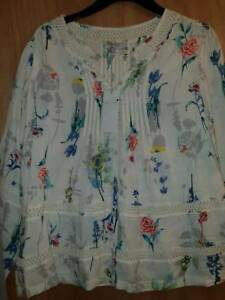 Blouse Mix Marks Taglie Spencer Una 18 32 Avorio 50 Per And qEXOZ