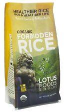 Lotus Foods - Organic Forbidden Black Rice - 15 oz.