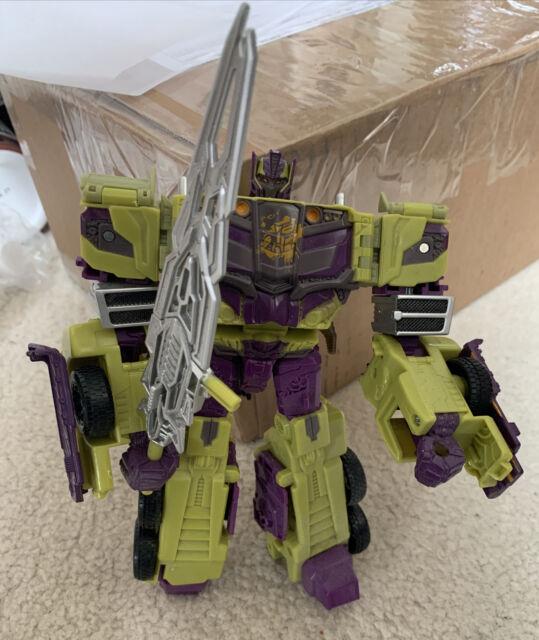 Transformers Tfss Tfcc Funpub Wrecker Toxitron