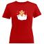 Care-Bears-Tenderheart-Bear-Classic-Heart-Love-Girls-Juniors-Women-Tee-T-Shirt thumbnail 4
