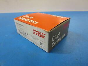 TRW-DB-19678-7-Cinch-Connector-Blank-Box-of-10