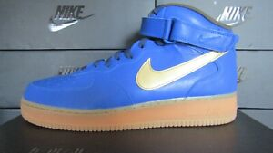 Details about NIKE ID AIR FORCE 1 MENS TRAINERS SIZE UK 13 EU 48.5