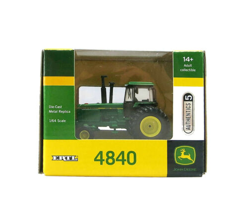 1//64 ERTL JOHN DEERE 4840 AUTHENTICS #5