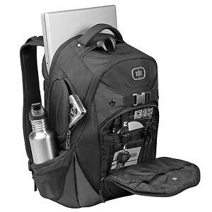 "OGIO Squadron Pack Black 17"" Laptop / Macbook Pro Black ..."