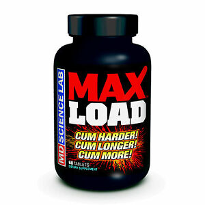 MD-Labs-Max-Load-Male-Enhancement-Pills-60ct-Bottle-Feel-The-Eruption