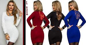 abito-in-maglia-pullover-lungo-con-pizzo-e-strass-scollo-7-colori-taglia-unica