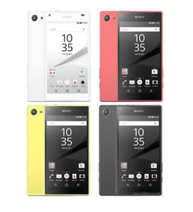Original-Sony-Xperia-Z5-Compact-E5823-32GB-Unlocked-4G-Smartphone-4-Colors
