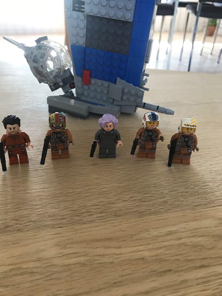 Lego Star Wars, 75188