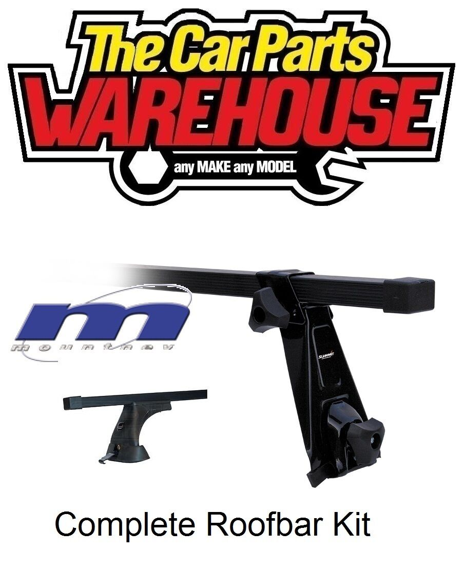 Full Roof Rack Bar Kit SUM108 Mountney Direct Fit ~ RENAULT MEGANE 2003-2008