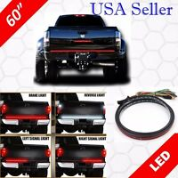 60 Truck Tailgate Led Light Bar 6 Functions Running/signal/reverse/brake