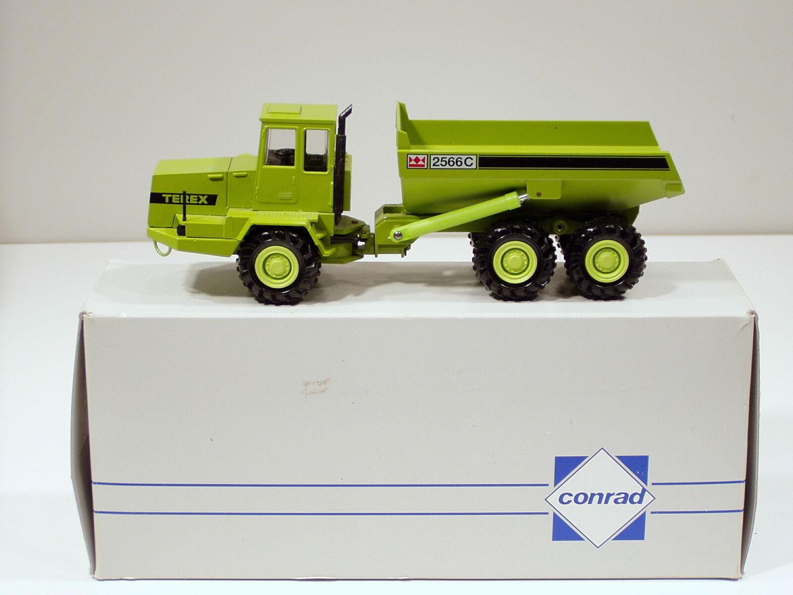 Terex 2566 C Camión - 1 50 - Conrad  2763 - MIB