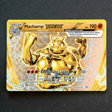 Light Edgewear Pokemon Machamp Break 60//108 XY Evolutions