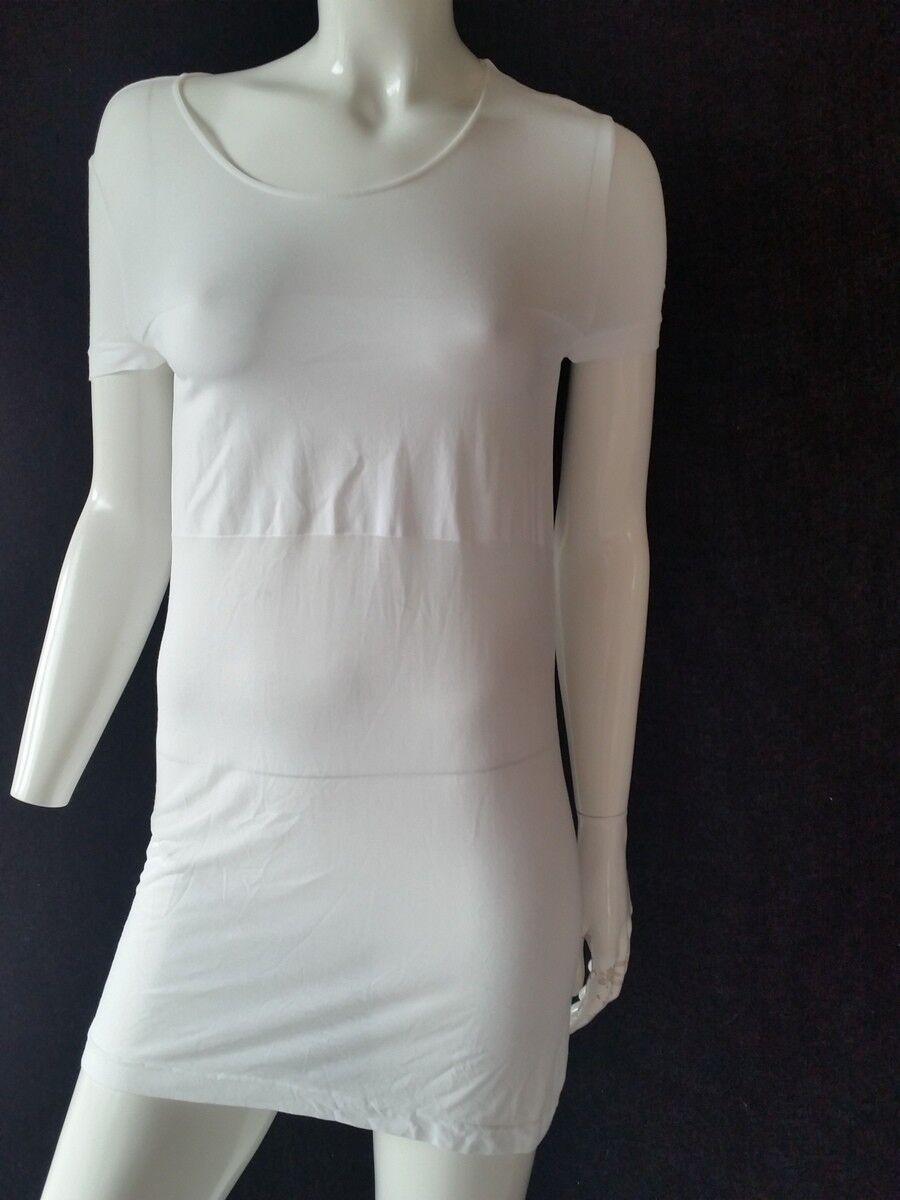 WOLFORD Shirt  Weiß Gr.M(40-42) UVP Euro 145 EuroNEU