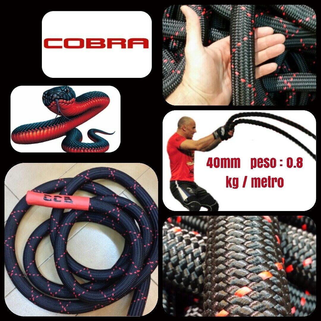 Seil Seil CrossFit 40mm x 8 m funktionale funktionale funktionale Beat weißen battle Seil ec150f