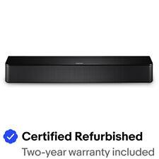 Bose Solo Soundbar II, Certified Refurbished