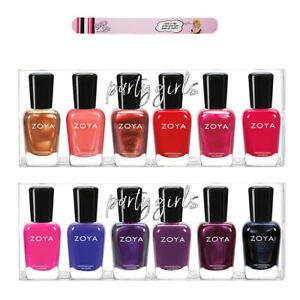Zoya Nail Polish Party Girls 2017 Collection. Pick Your Color.   eBay