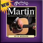 Martin M175 bronze Saiten für Akustikgitarre