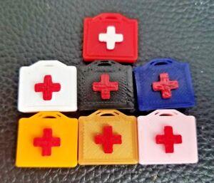 Choisissez-la-couleur-de-controle-radio-1-10-Scale-Kit-Premiers-Soins-Boite-Accessoires-Rock-Crawler