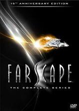 Farscape: Complete Series 15th Anniversary Edition Season 1 2 3 4 Boxed DVD Set