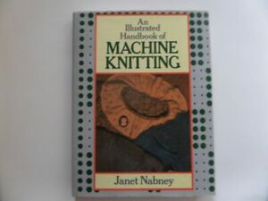 Machine Knitting Book see photos for details