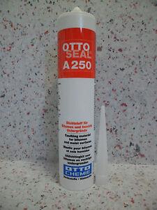 Ottoseal-A250-310-ML-Scellant-Pour-Bitume-amp-sous-Sols-Humides-Toit-Plombier