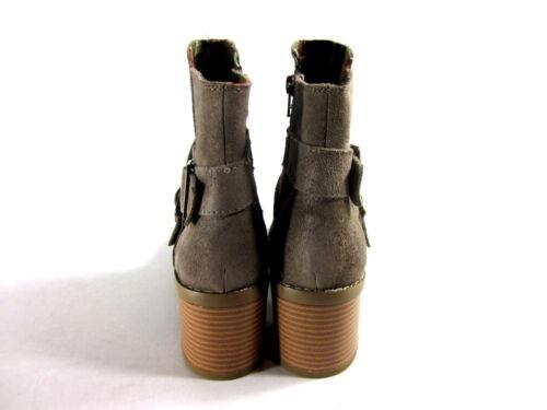 Bottillons 5 Taille Mode Nous Importation Moyenne À Footwear Sable Têtard 8 Daim En La Bc wR7XFqv