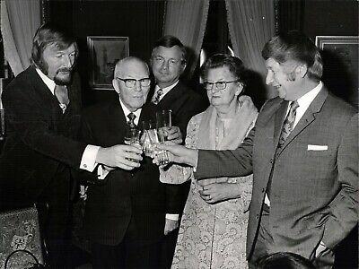 James Last Mit Eltern Goldene Hochzeit Vintage Pf Foto Norbert Unfried U 8138 Ebay