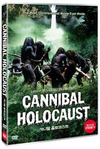Cannibal Holocaust (1980) Ruggero Deodato DVD *NEW