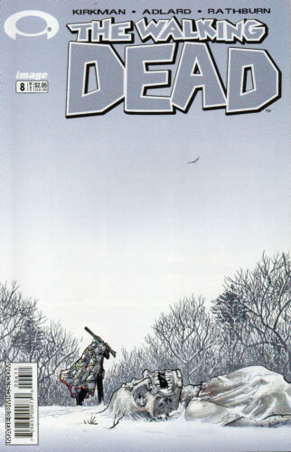 The Walking Dead #8 VFN `04 Kirkman Adlard