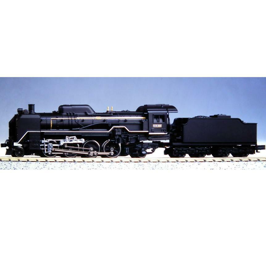 MicroAce A9500 Steam Locomotive 2-8-2 Type D51-498 - N
