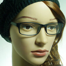 ULTEM Optical Rx Flexible Unisex Eyewear Rectangle Frame Clear Lens Eye Glasses