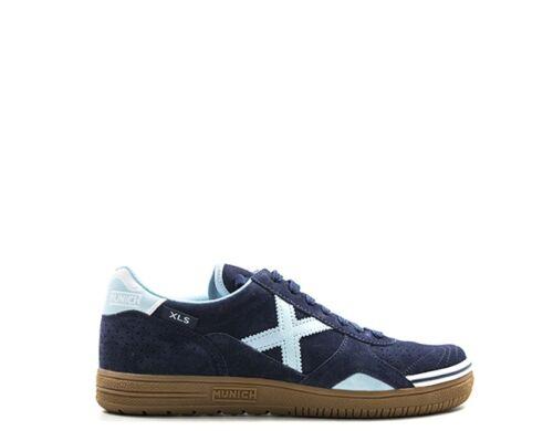 Scarpe MUNICH Uomo Sneakers trendy  BLU//AZZURRO  G3.5XLS2S
