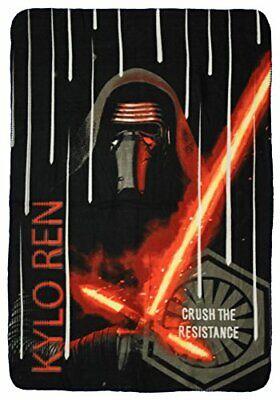 Ben Informato Star Wars Kylo Ren Ragazzi In Pile Coperta-