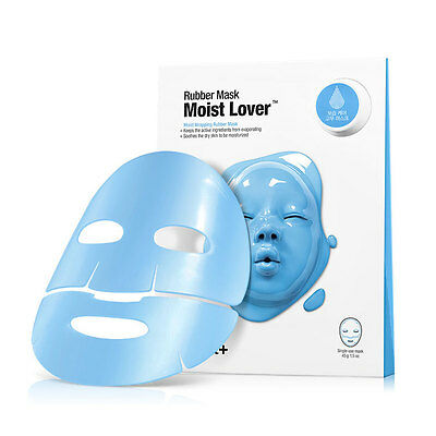DR.Jart+ Dermask Rubber Mask Moist Lover + Ampoule Set [Moist Wrapping effect]