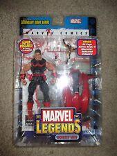 Marvel Legends Legendary Rider Series Wonder Man Toy Biz MOC 2005
