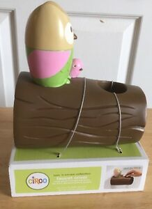 Circo Faucet Cover Owl Log Love N Nature Collection 885590850439 Ebay